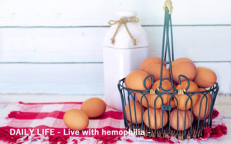 鶏卵アレルギーを改善!食物経口負荷試験による食物アレルギー改善の様子をご紹介。