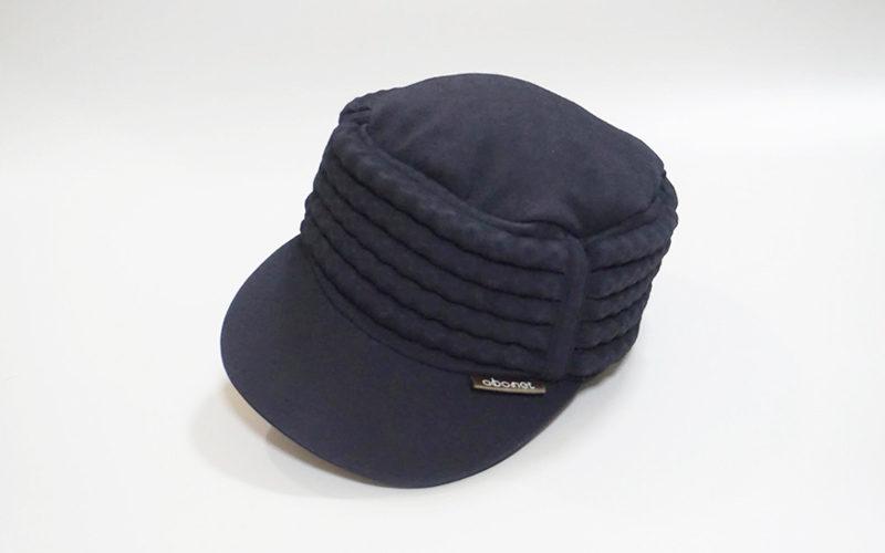 アボネット(保護帽子専門ブランド)の頭部衝撃を軽減するキャップの使用レビュー紹介