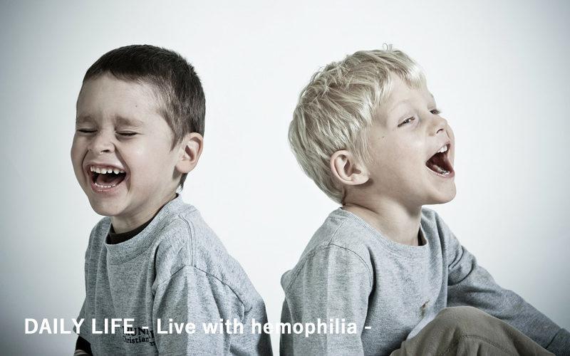 衝撃の年少3歳児クラス!血友病を抱える息子の幼稚園での活動について