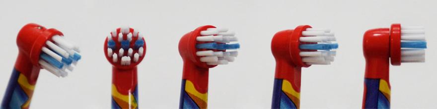 ポケモン電動歯ブラシのヘッド