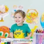 血友病を抱える3歳児の幼稚園での様子