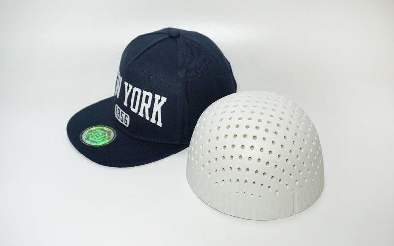 アボネットのセーフティインナーで普段の帽子が保護帽子に生まれ変わる!