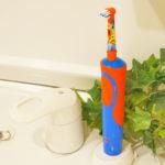 ポケモンの電動歯ブラシで歯磨き嫌いが解消!ブラウンオーラルBの使用レビュー